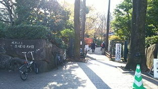 東京大仏・赤塚植物園そしてひびき庵でお蕎麦_b0080342_21073611.jpg