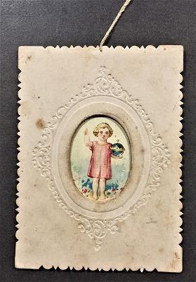 ホーリーカード(聖人のカード、エスタンパ)_f0112550_06135538.jpg