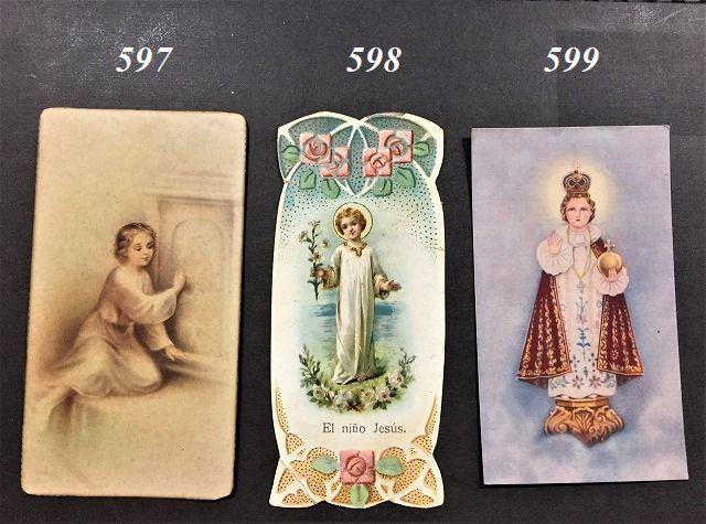 ホーリーカード(聖人のカード、エスタンパ)_f0112550_06290965.jpg