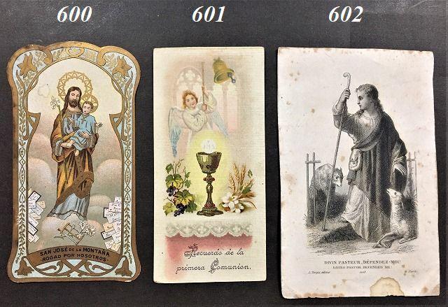 ホーリーカード(聖人のカード、エスタンパ)_f0112550_06290983.jpg