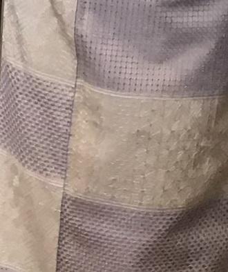 11周年・素敵なスワトウの大島にまいづる螺鈿名古屋帯。_f0181251_13532143.jpg