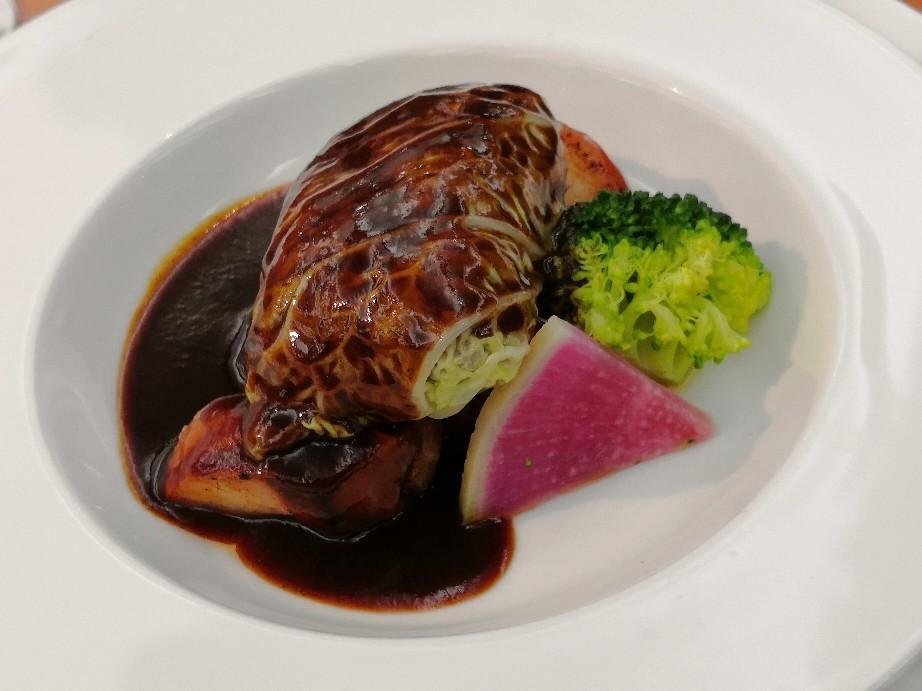 京大桂キャンパスで晩御飯食べながらディスカッション~_a0004752_08351327.jpg