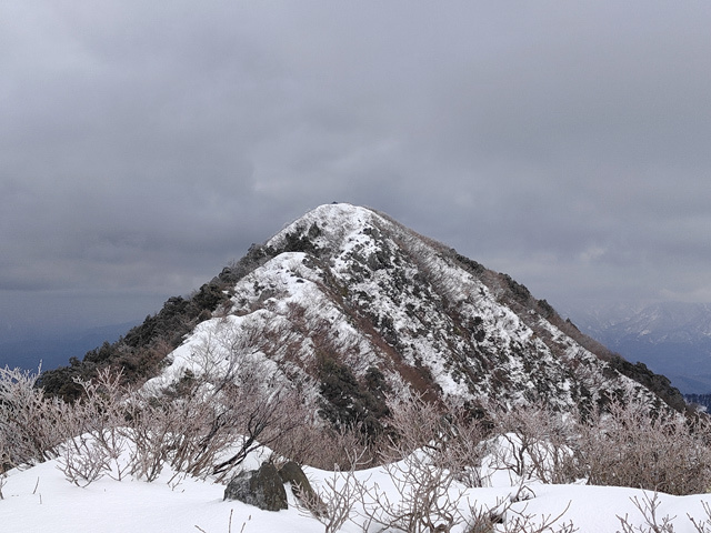 2019年12月15日 青海黒姫山(1,221m・新潟県糸魚川市)_c0116856_19220836.jpg