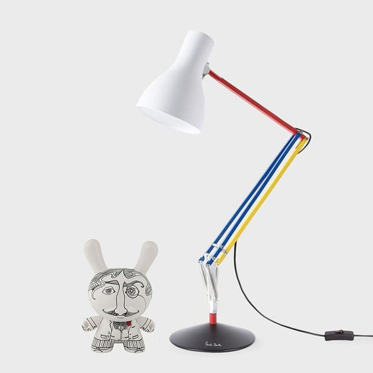 The bundle set: Paul Smith Dunny and Type75 Desk Lamp_e0118156_14465262.jpg