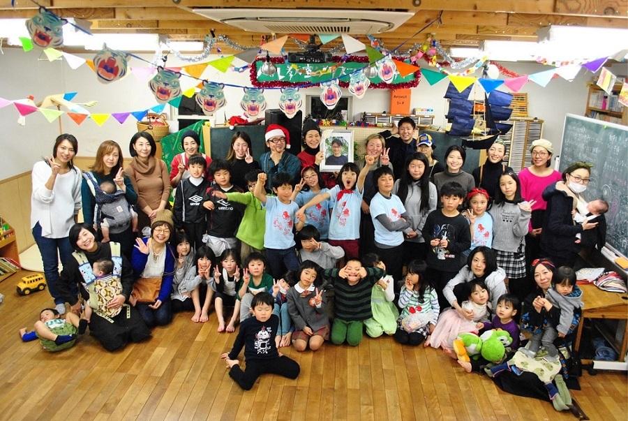 パル教室クリスマスパーティー2019_a0239665_01180074.jpg
