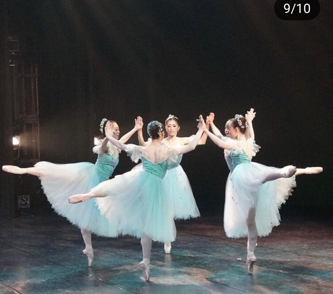 バレエの贈り物・冬 ご報告②_d0132565_18375000.jpg