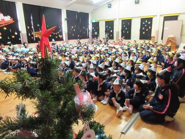 クリスマス会_b0233868_17291560.jpg