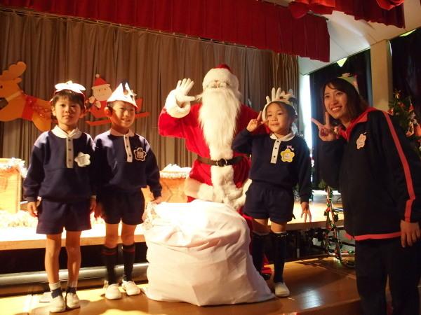 クリスマス会_b0233868_17323404.jpg