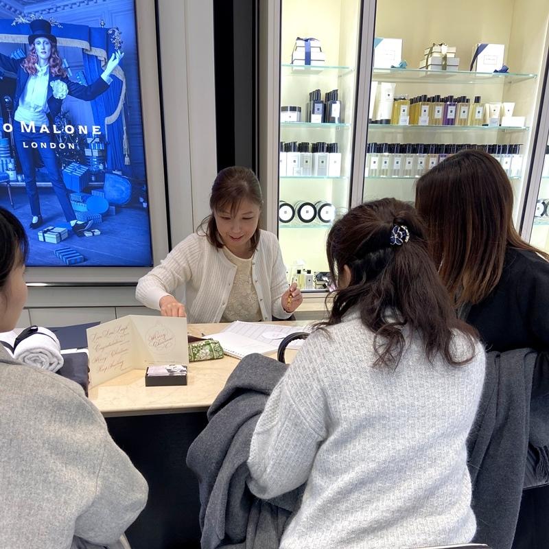 カッパープレートバリエーション☆初めての名刺と私のカリグラフィージャーニー_b0165872_20242941.jpeg
