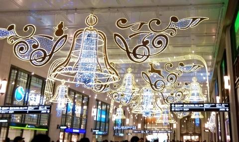 """◆街はクリスマス~""""★""""_e0154682_22013355.jpg"""