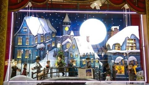 """◆街はクリスマス~""""★""""_e0154682_22121504.jpg"""