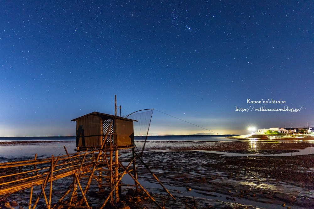 有明海の夜_d0148187_21521025.jpg