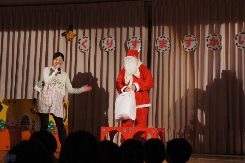 クリスマス会♪_f0356892_18140301.jpg