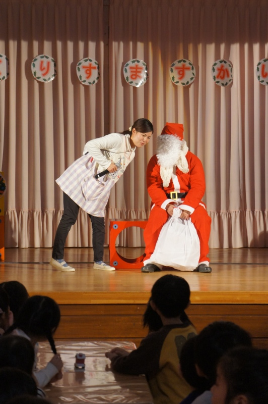 クリスマス会♪_f0356892_18210906.jpg
