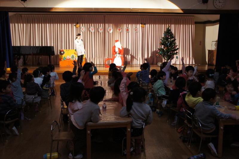 クリスマス会♪_f0356892_18232503.jpg