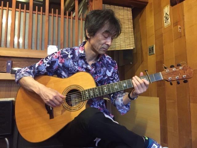 2020/1/25(土) Real Acoustic Live Vol.70 小松原俊ソロギター@三重/四日市 久茂_a0334793_12044948.jpg