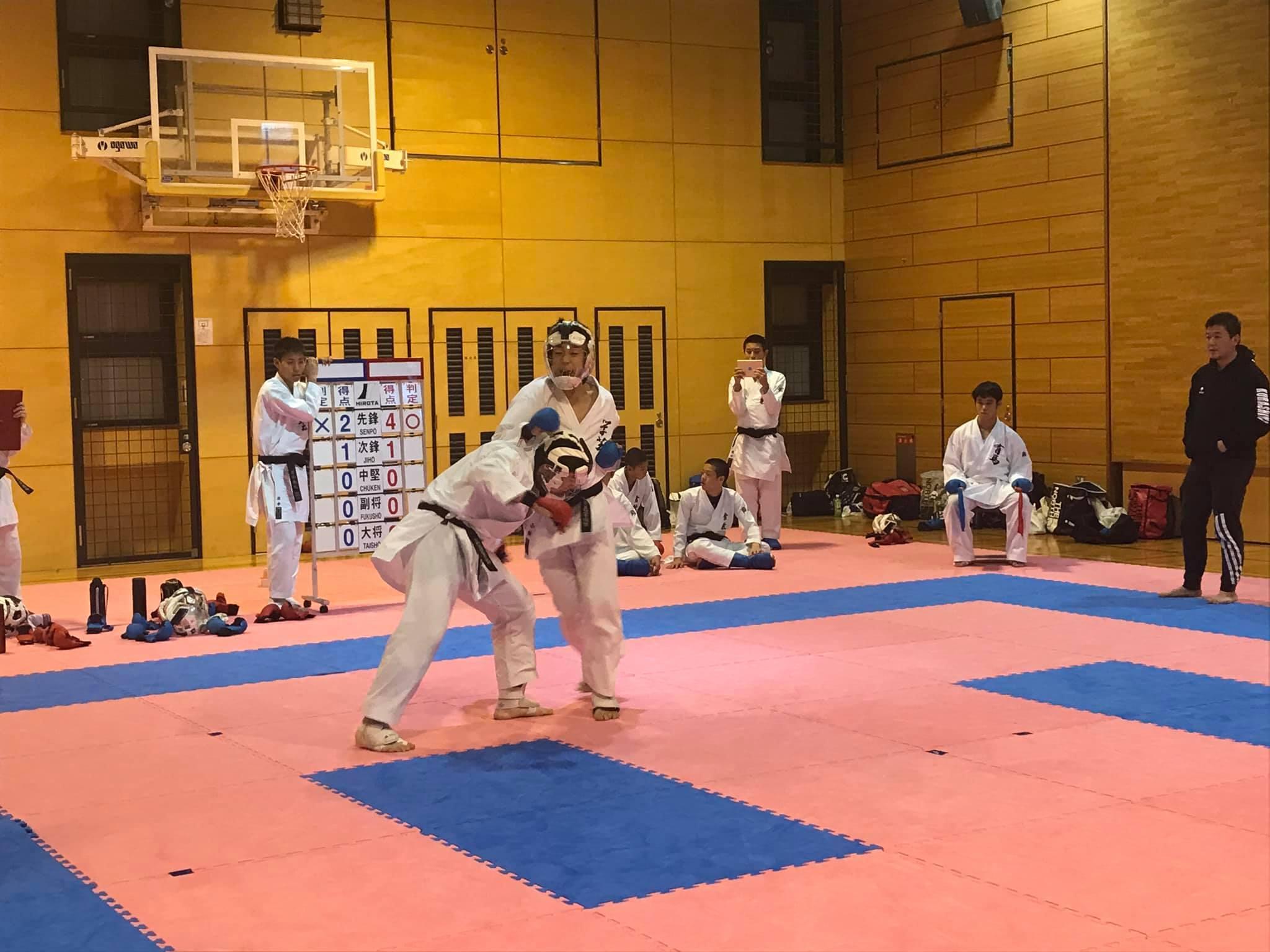 倉敷・西脇工・有馬・学芸で練習試合_e0238098_07515452.jpg