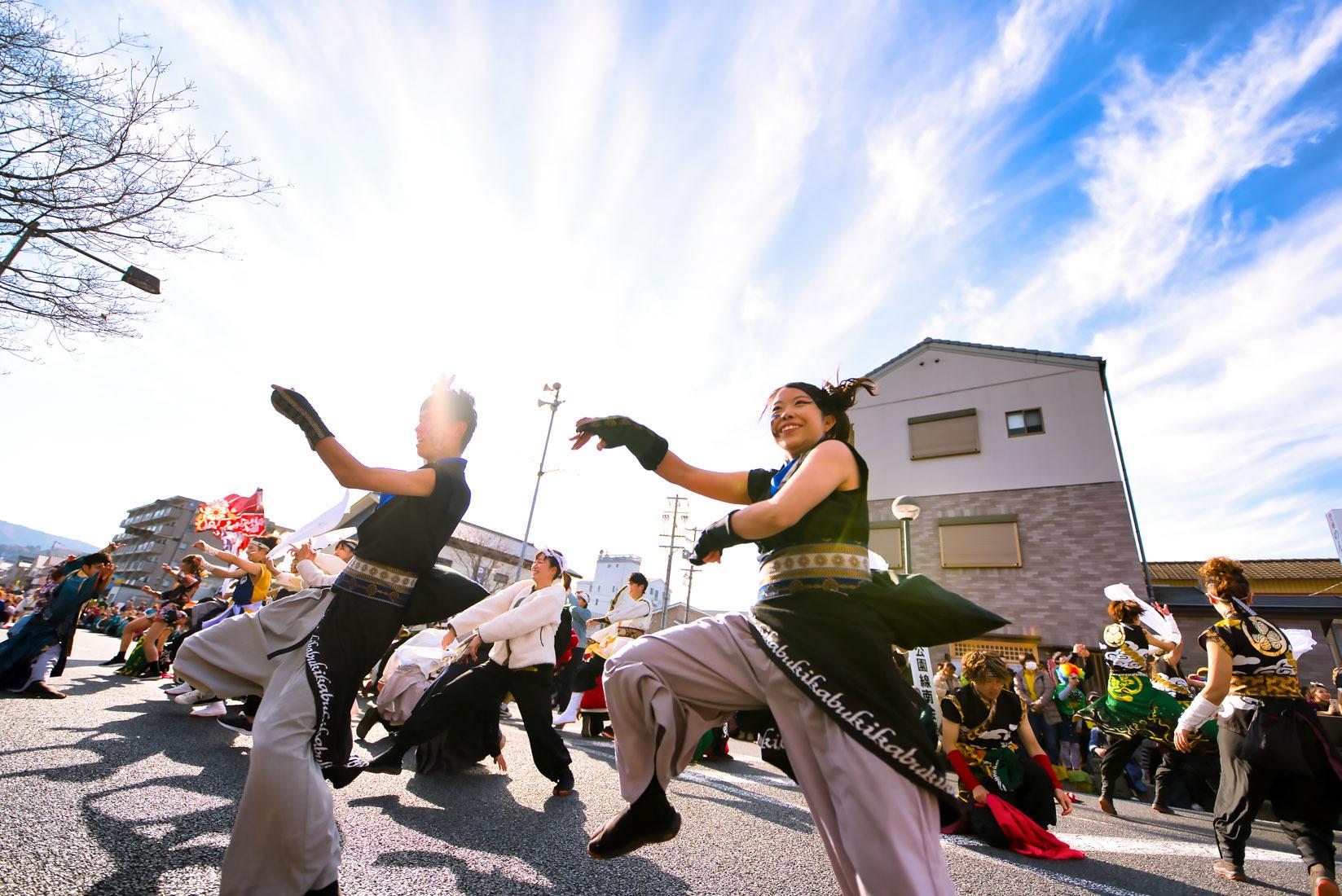 2019 バサラカーニバル『浜松学生連 鰻陀羅』_f0184198_01571992.jpg