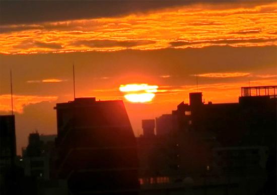 きれいな日の出_b0255303_17165175.jpg
