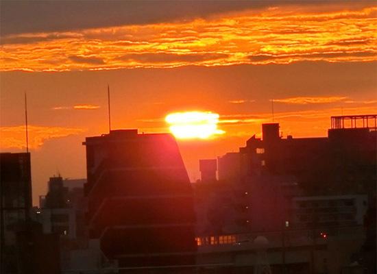 きれいな日の出_b0255303_17170005.jpg