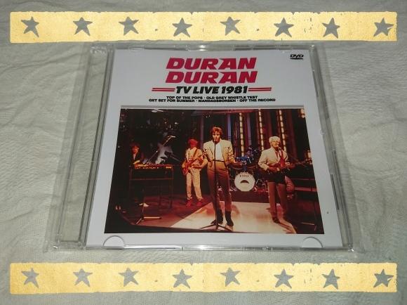 DURAN DURAN / HAMMERSMITH ODEON JULY 1981_b0042308_16271659.jpg