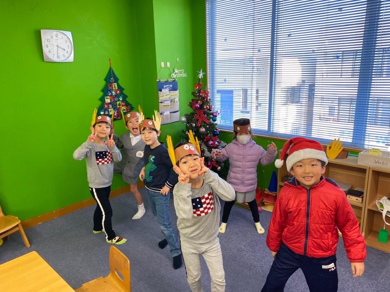 クリスマスレッスン始まる_a0113809_12214014.jpg
