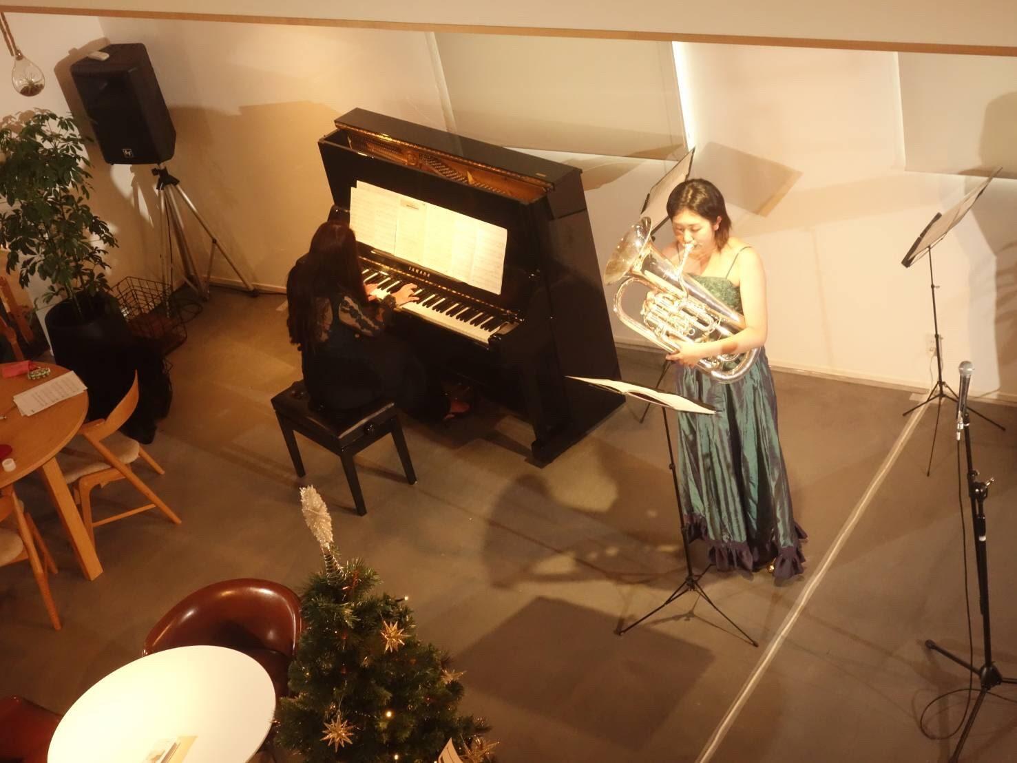 レミエ音楽院クリスマスコンサート終了いたしました_b0191609_11001944.jpg