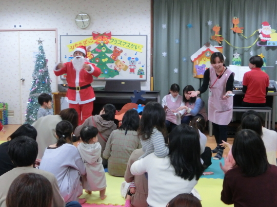 2019.12.17 ひなたぼっこ☆クリスマス会_f0142009_13434812.jpg
