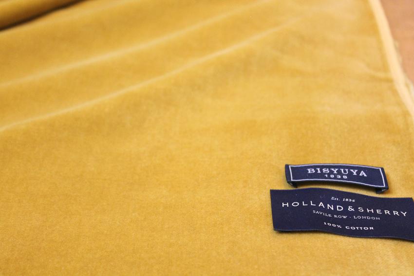 "Pickupブランド 第六弾 "" HOLLAND & SHERRY ""_b0081010_15253742.jpg"