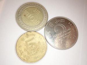 スリランカ硬貨_d0106518_08250228.jpg
