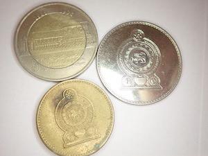 スリランカ硬貨_d0106518_08250237.jpg