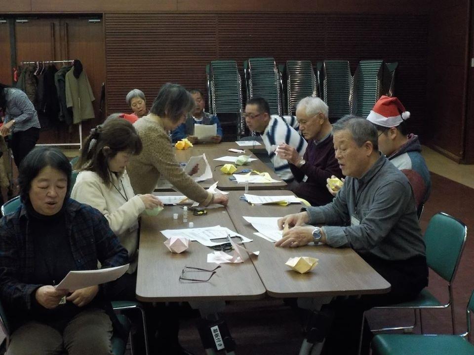 2019年12月17日(火) クリスマス・忘年会_f0202120_08554159.jpg