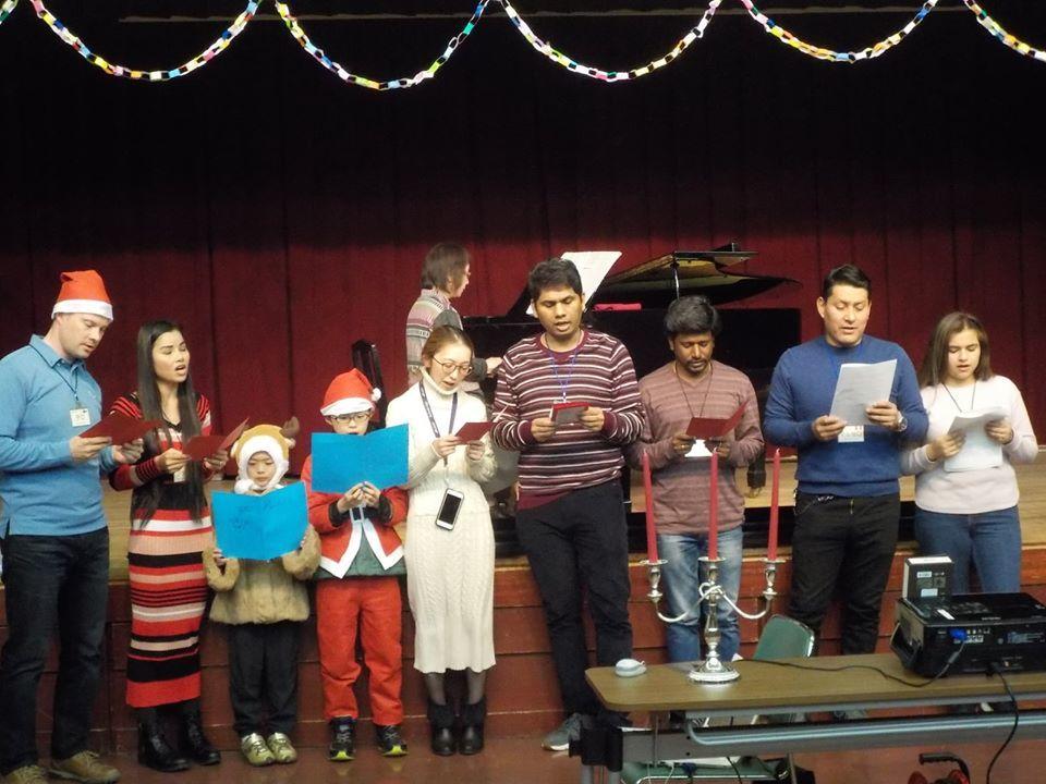 2019年12月17日(火) クリスマス・忘年会_f0202120_08555618.jpg