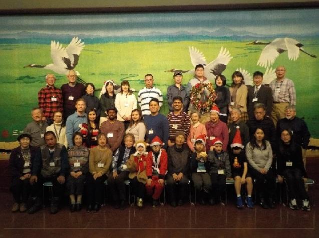 2019年12月17日(火) クリスマス・忘年会_f0202120_08591297.jpg