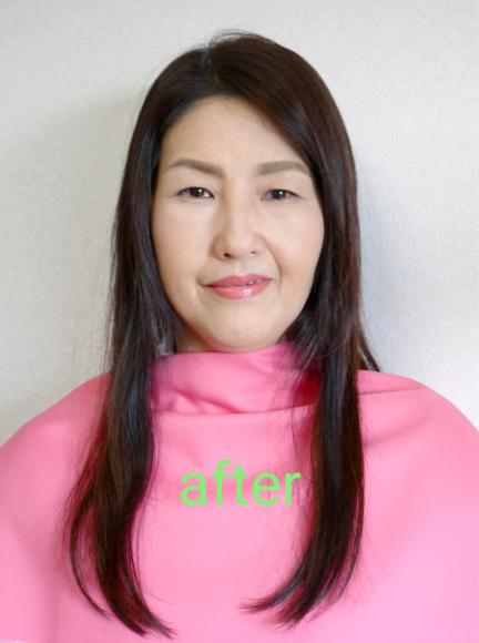 広島から母娘でパーソナルカラー診断に♫_d0116430_01254796.jpg