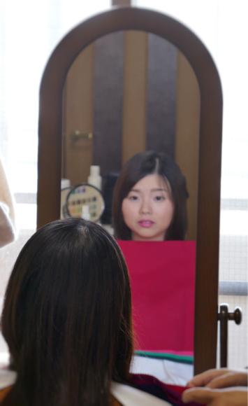 広島から母娘でパーソナルカラー診断に♫_d0116430_01310510.jpg