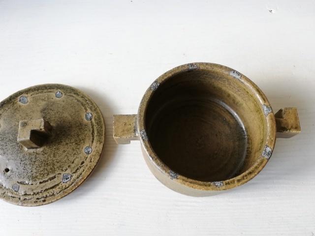 壺田和宏さんの土鍋が入荷しました!_b0207631_12515899.jpg