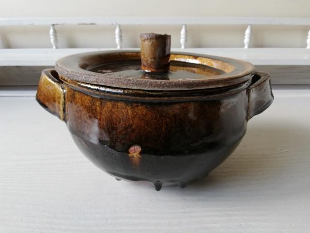 壺田和宏さんの土鍋が入荷しました!_b0207631_12561737.jpg