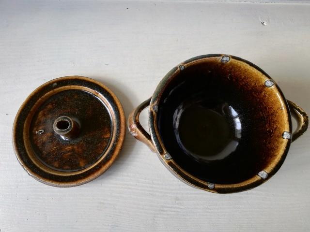 壺田和宏さんの土鍋が入荷しました!_b0207631_12593703.jpg