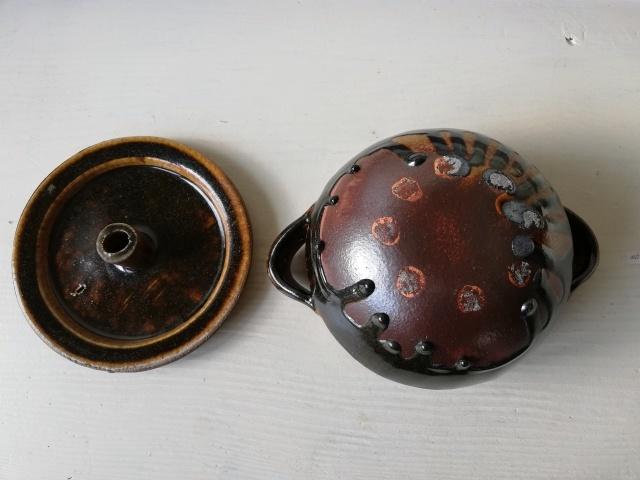 壺田和宏さんの土鍋が入荷しました!_b0207631_13000943.jpg