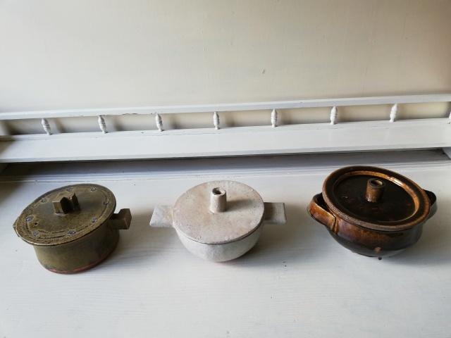 壺田和宏さんの土鍋が入荷しました!_b0207631_13155875.jpg