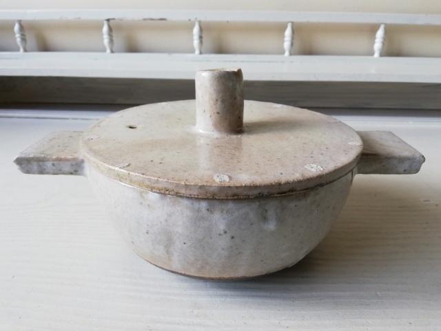 壺田和宏さんの土鍋が入荷しました!_b0207631_13354684.jpg