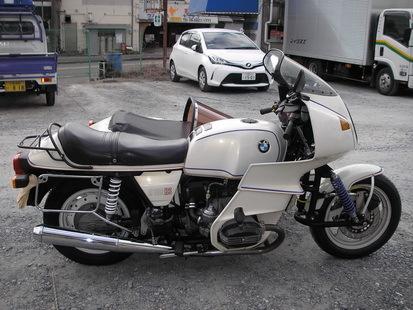 BMW   R100RS+クマガヤ (お勧めの中古車)_e0218639_10032286.jpg