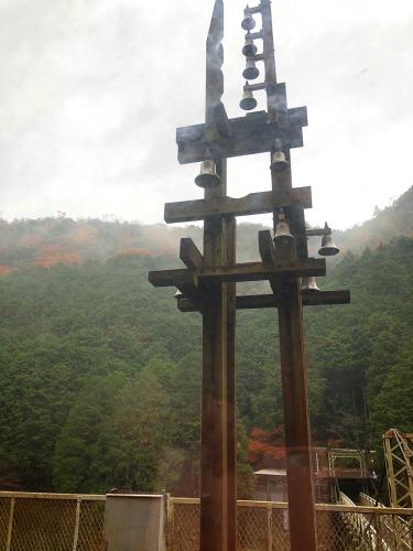 嵐山トロッコ列車_e0292546_03370305.jpg