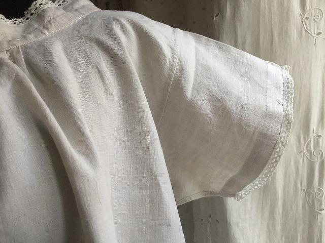 手織り麻の半袖ナイティ773    Hold(Okum.y12.18)_f0112550_05205559.jpg
