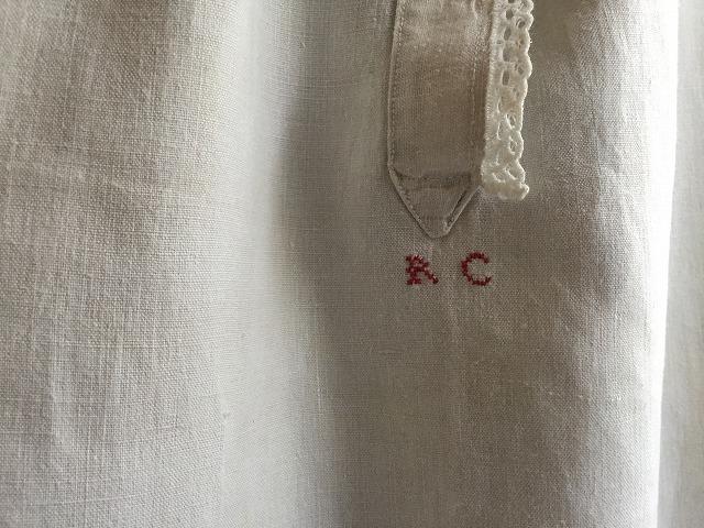 手織り麻の半袖ナイティ773    Hold(Okum.y12.18)_f0112550_05205574.jpg