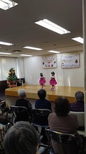 クリスマス会♪_d0178056_20520794.jpg