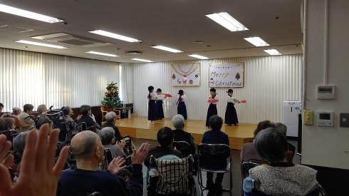 クリスマス会♪_d0178056_20570145.jpg