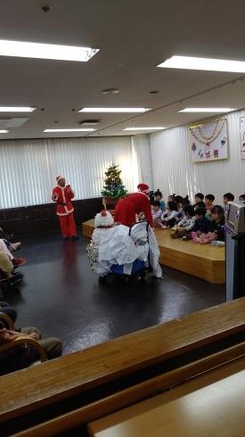 クリスマス会♪_d0178056_21163829.jpg