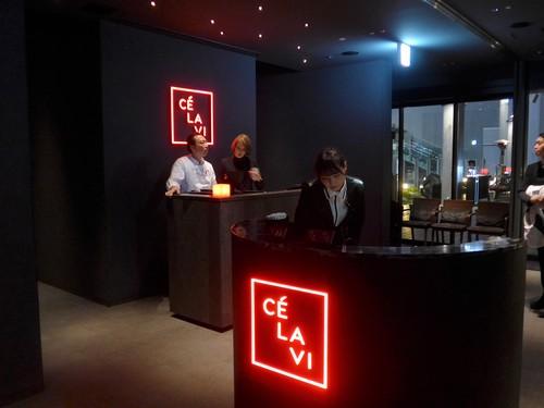 渋谷「CÉ LA VI TOKYO」へ行く。_f0232060_2122429.jpg